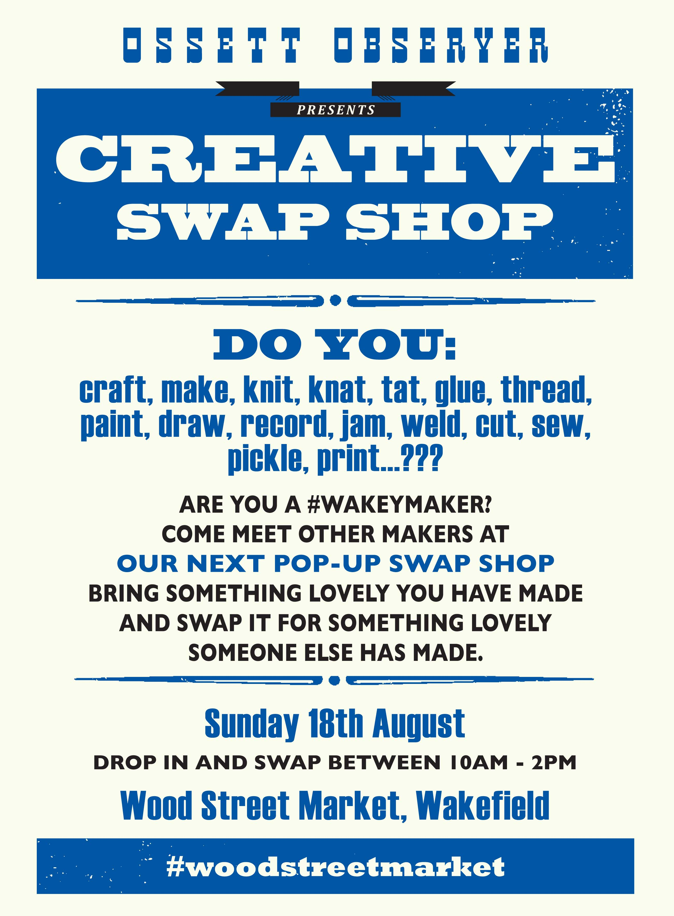 Creative Swapshop 2013 Post Card 18 Aug_Artwork